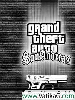 Gta sanandreas mobile java game