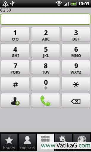 Scydo free android calls