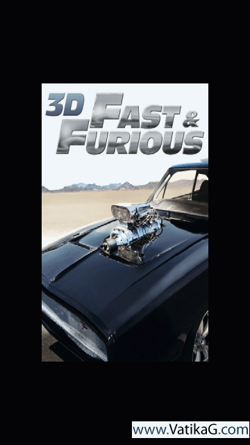 3d fast furious