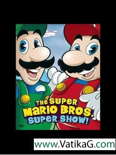 Mario bros super show 