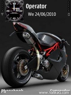 Sport bike