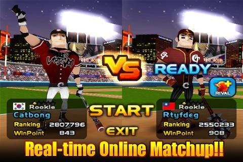 Homerun battle 3d v14 apk