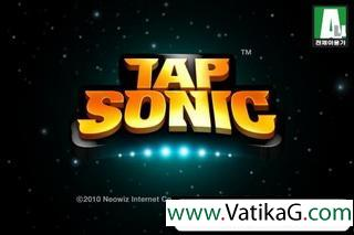 Tap sonic: djmax v1.1.4