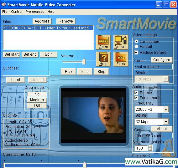 Smartmovie v3.13