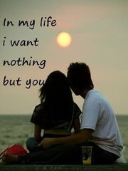 In my life i want you