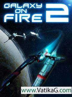 Galaxy on fire 2 java game