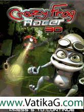 Crazy frog 3d racer 2008